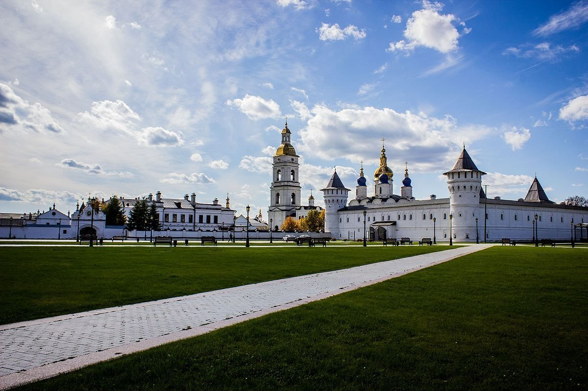 The Tobolsk Kremlin