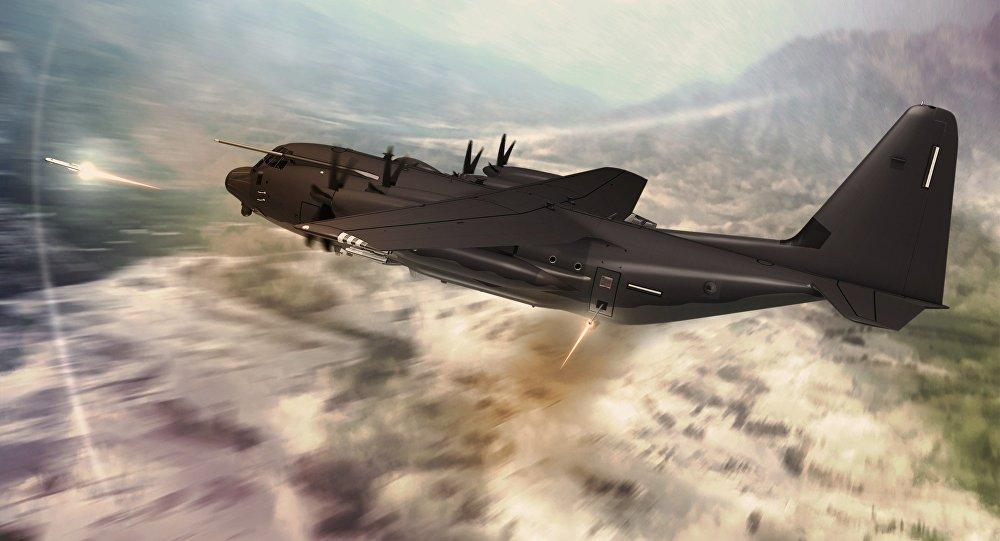 Lockheed Martin's C-130J-SOF Super Hercules