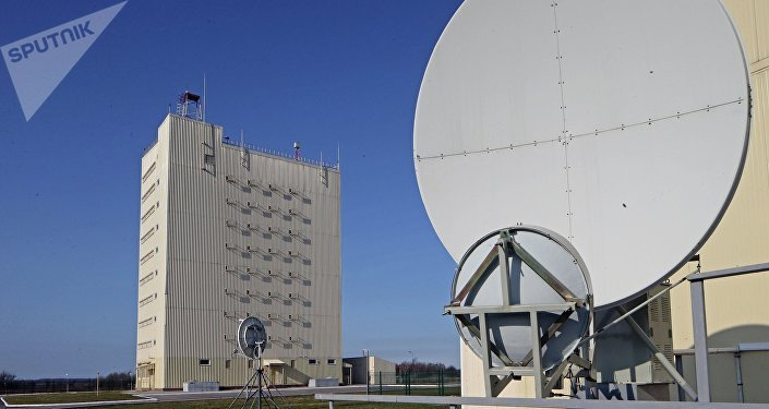 Voronezh radar in Kalinigrad Region