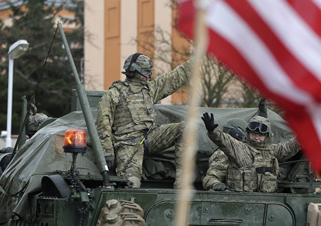 US army soldiers (File)