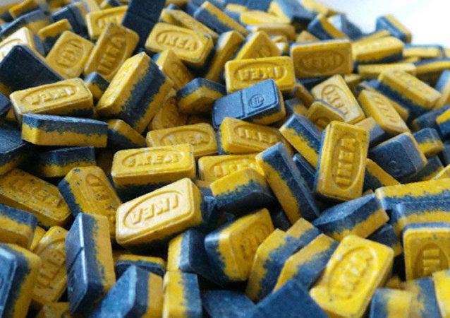 Extra strong IKEA ecstasy pills