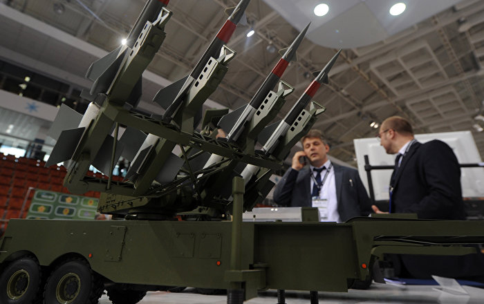 Russian Arms Exporter Sent Weapons Worth 13Bln to Over 50