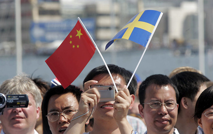 Sweden Attempts to Regain Economic Influence in China Amid Diplomatic