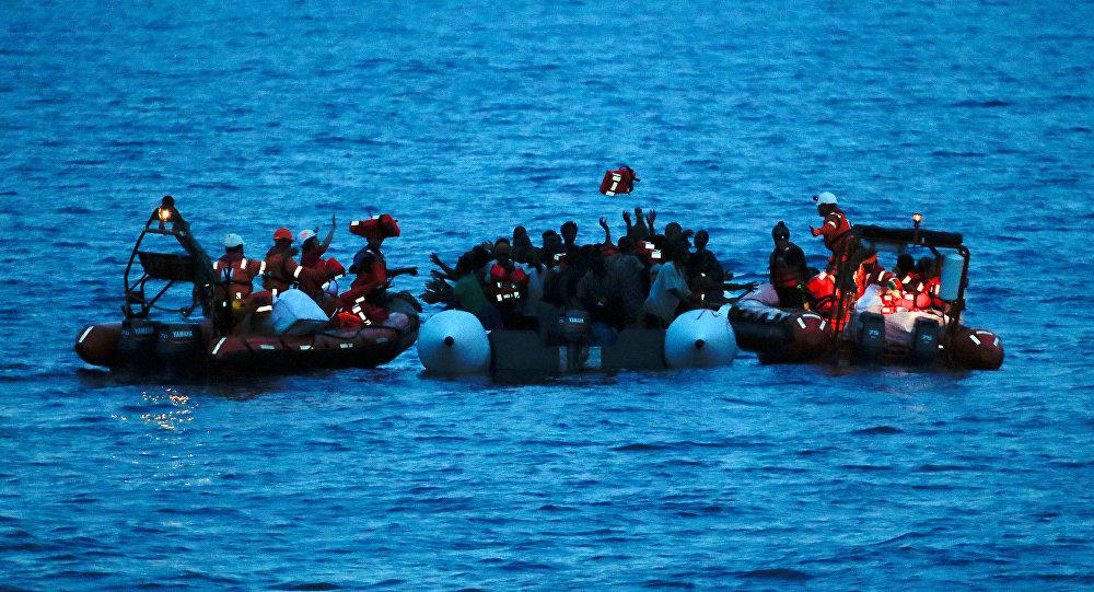 IOM: Dozens Still Missing After Boat Sinks Off Libya Coast