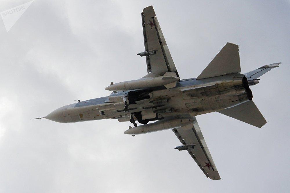 Legendary Su-24 Celebrates Its Half-Century Anniversary