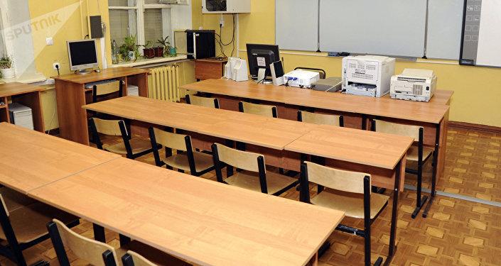 School room. (File)