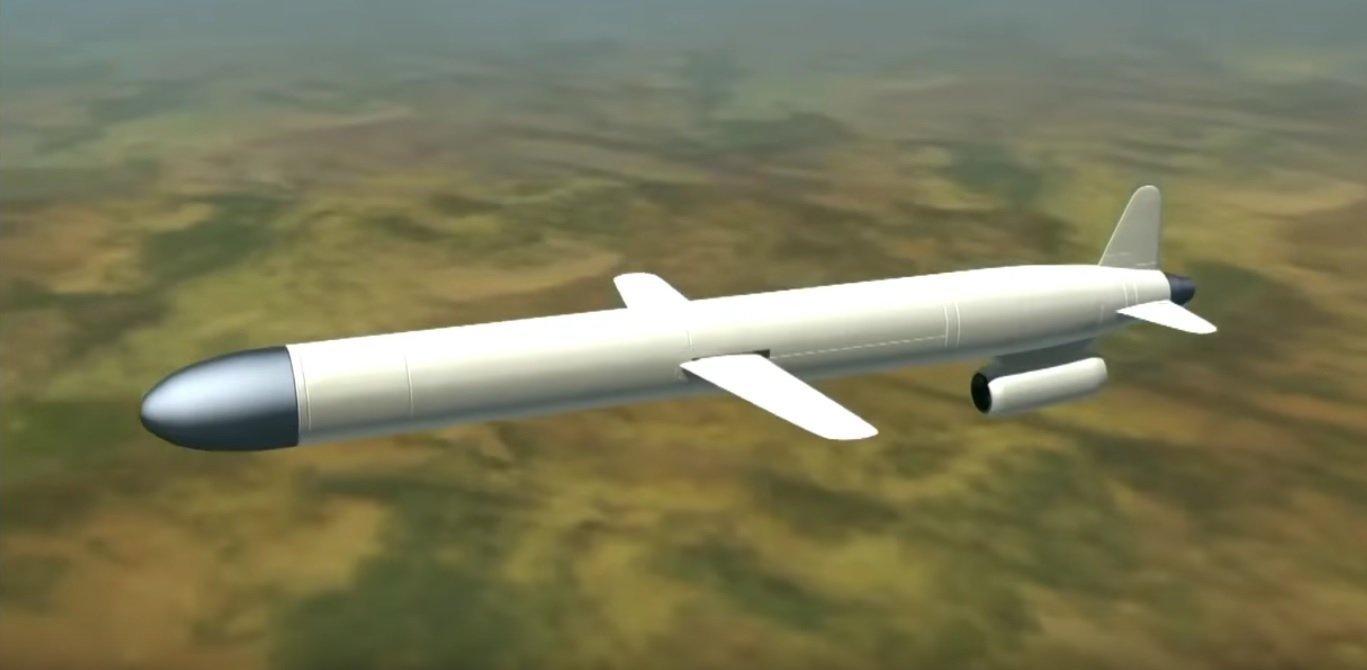 Kh-101 cruise missile