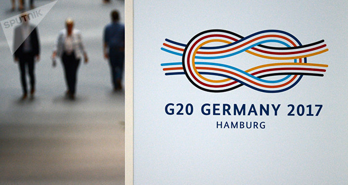 Preparations for G20 summit in Hamburg