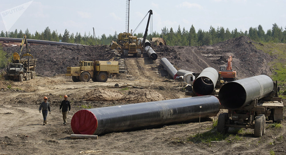 Serbia Would Benefit From Pipeline for Russian Gas Via Bulgaria