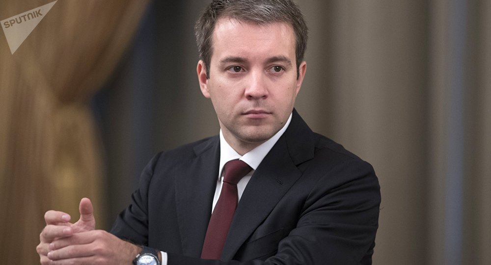 Communications Minister Nikolay Nikiforov (File)