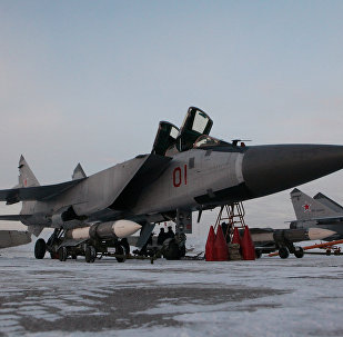 New Aircraft in Service With Russia's Veteran Air Wing