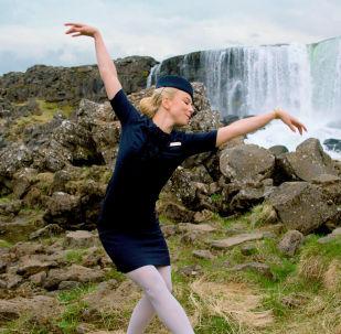 Gracious Sky 'Fairies': Flight Attendants Mark Their Professional Holiday