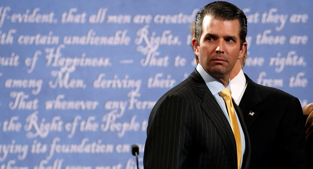 'Time to Heal & Celebrate': Netizens Give Thumbs Up as Don Trump Jr. Backs 'Impeachment Champ' Dad