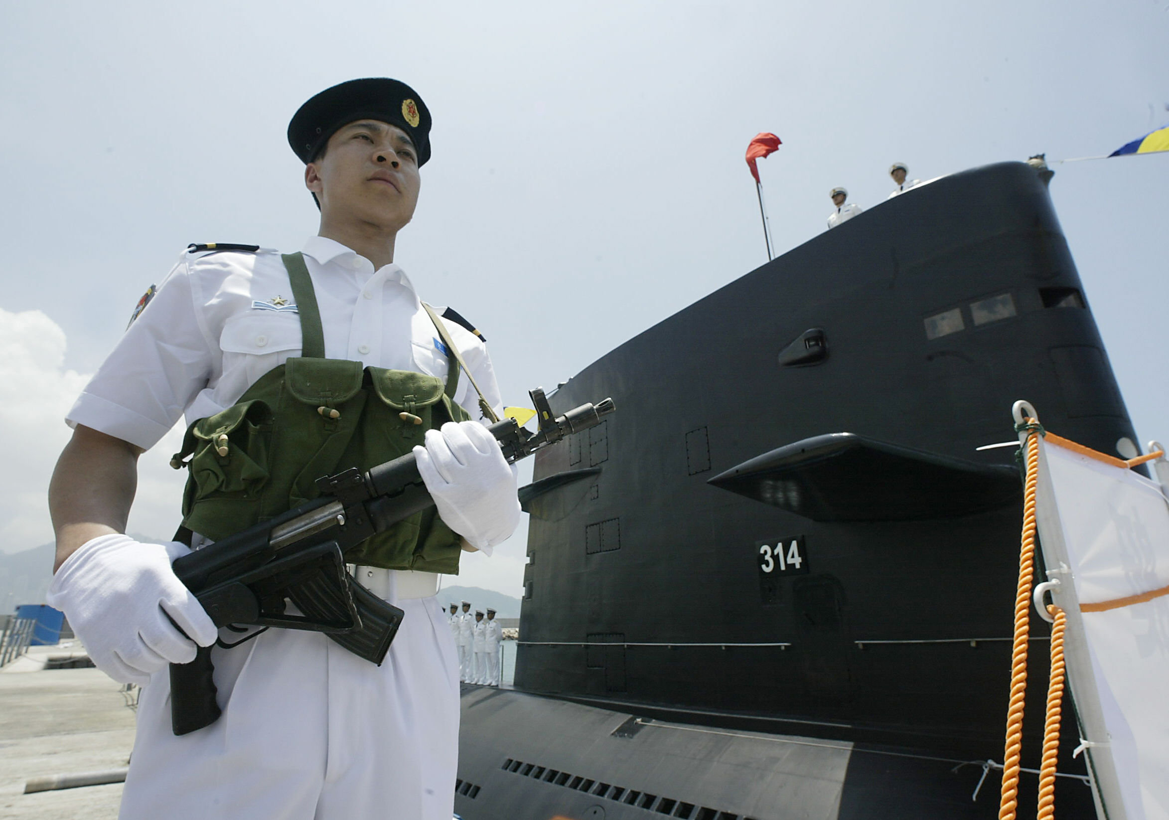 China Sends Anti-Piracy Mission Ship To Djibouti Base