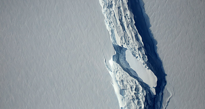 Scientists Discover Trove of Volcanoes Hidden Beneath Antarctic Ice Sheet