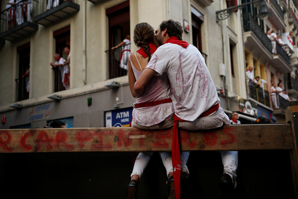 Running With the Bulls in Pamplona: The Festival of San Fermin