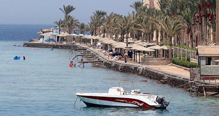 Two German tourists stabbed to death on Egyptian beach