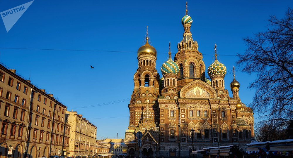 St. Petersburg Named Europe's Best...