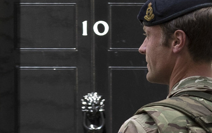 Welsh government armed forces covenant marriage