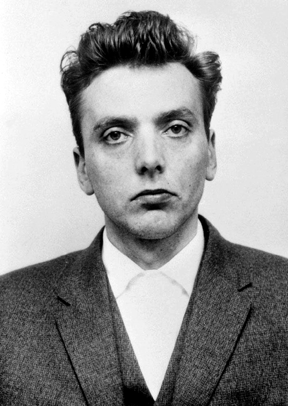 Undated file photo of Ian Brady