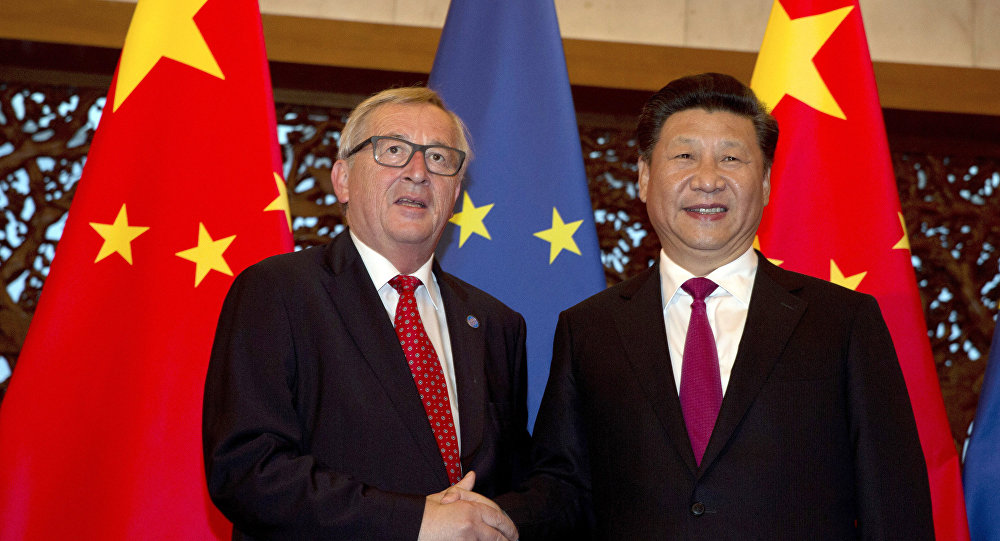 Jean-Claude Juncker Wants to Block Chinese Takeovers of ...