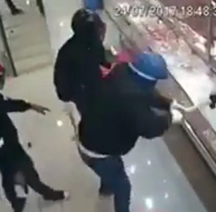Robbery is hard