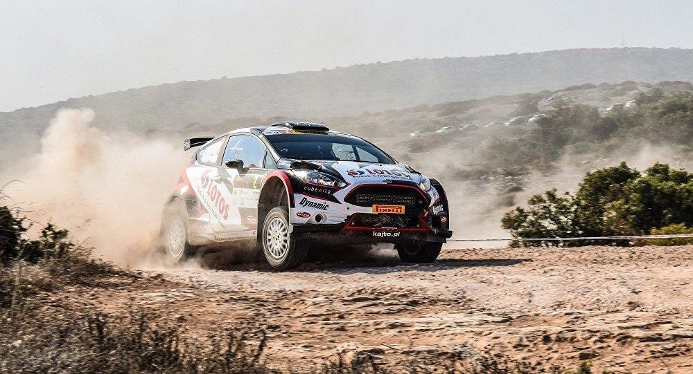 Extreme Sport: Rally Racing Returns to Syria (VIDEO) - Sputnik ...