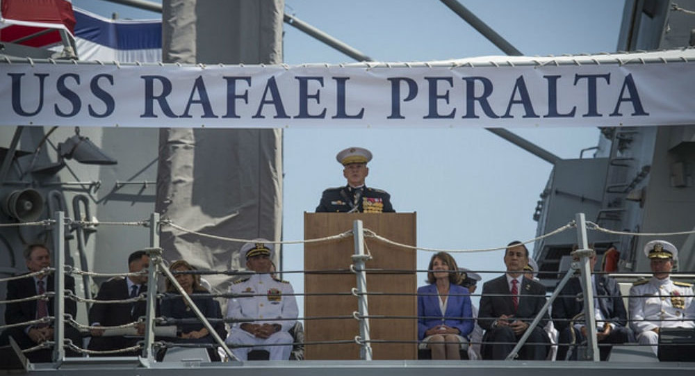 USS Rafael Peralta