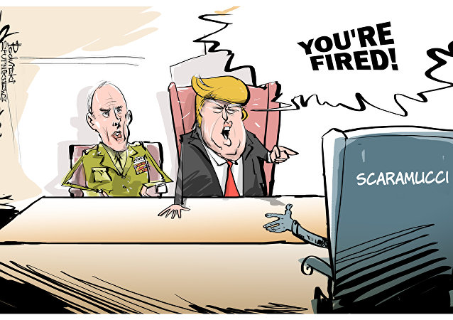 The White House Apprentice