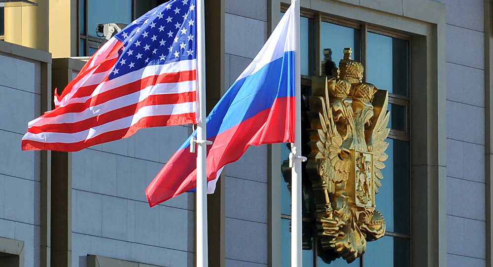 Russian Federation  says United States  sanctions amount to full-scale 'trade war'