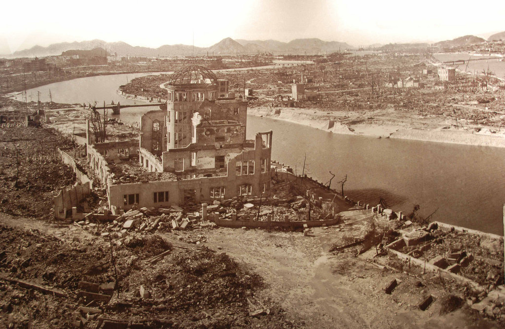 Hiroshima-after-the-bomb