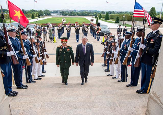 Mattis Pentagon Ngo