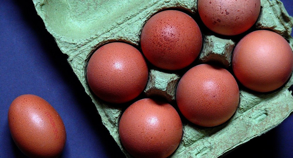 700, 000 potentially contaminated eggs in United Kingdom food chain — ALERT