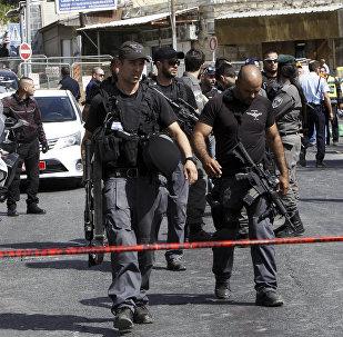 Israeli police. (File)