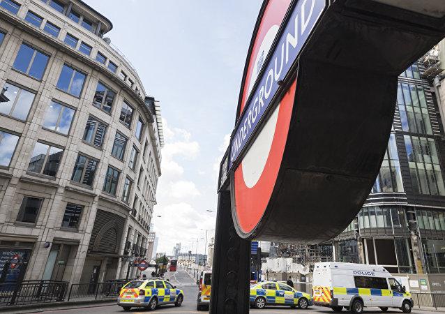 London Underground. File photo