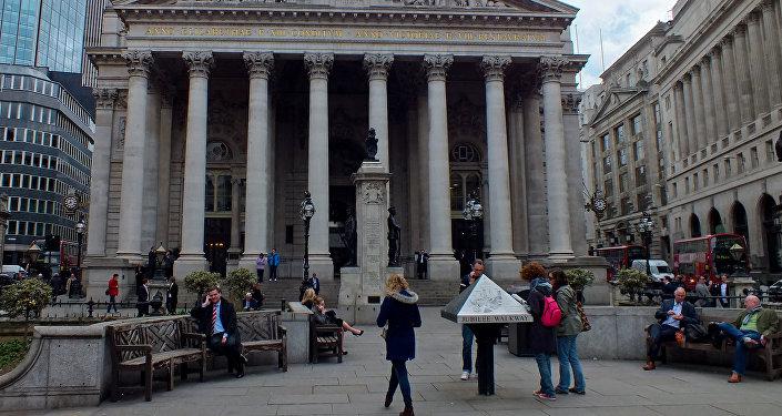 London Royal Stock Exchange