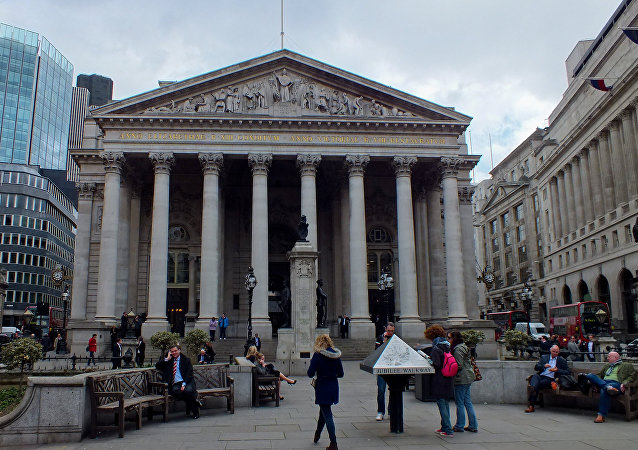 London Royal Stock Exchange