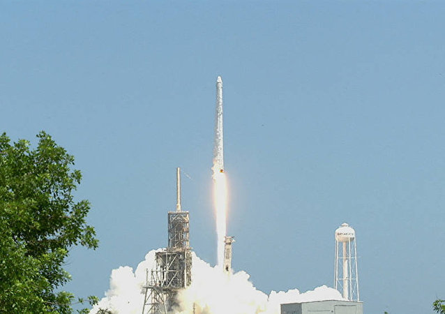 SpaceX Launch to ISS