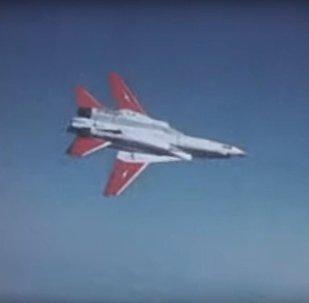 F-14 Tomcat Spin