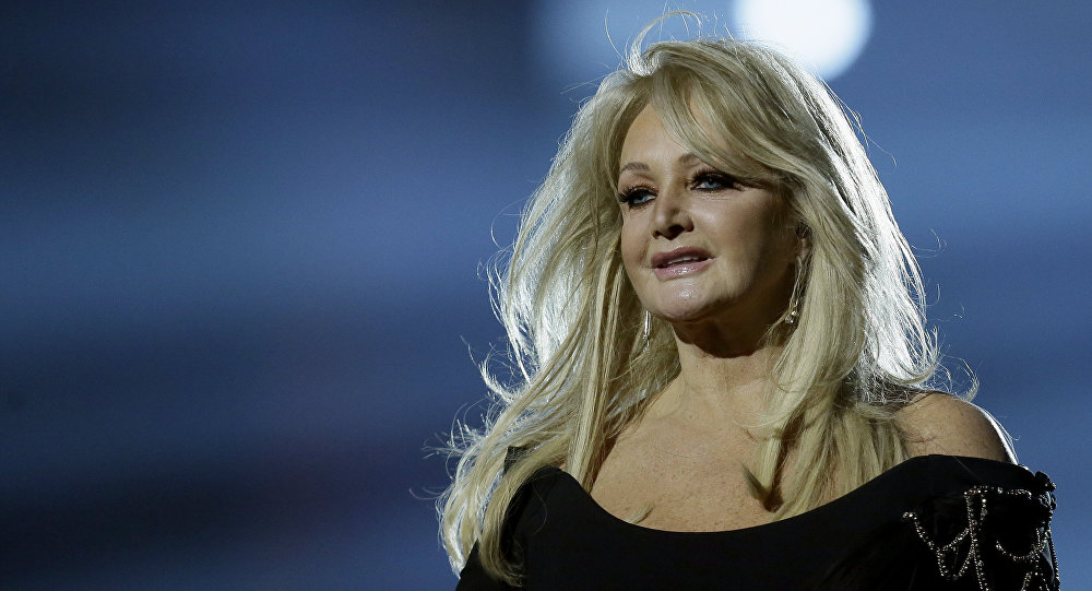 Bonnie Tyler to perform 'Total Eclipse' during total eclipse