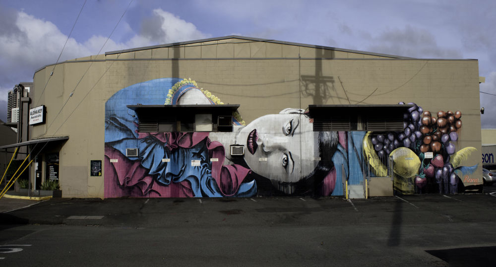 Beauty Meets Decay: Aussie Street Artist Breathes Life Into Ruins