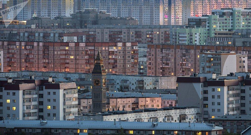 Russian Cities. Surgut