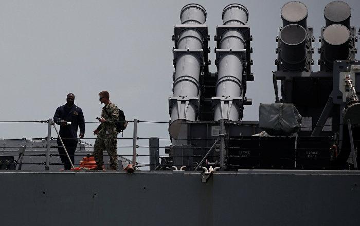 U.S. Navy personnel