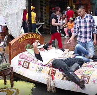 Colombia Celebrates World Day of Laziness