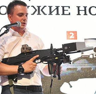 Kalashnikov develops anti-uav device