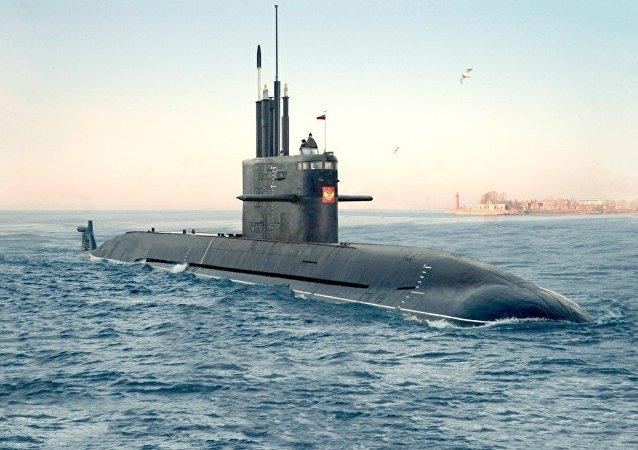 Lada-class submarine