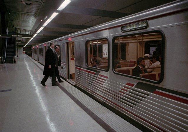 LA train