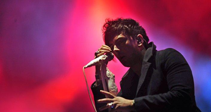 Lostprophets singer Ian Watkins