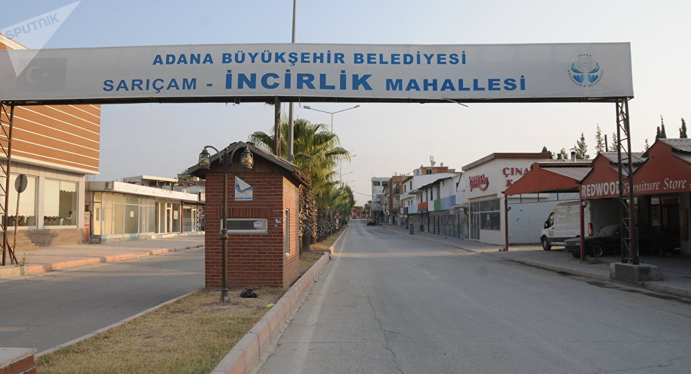 Incirlik outskirts