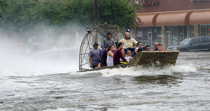 NY emergency crews respond to Texas floods